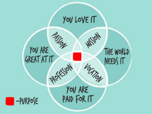 build a business around your passion and interests