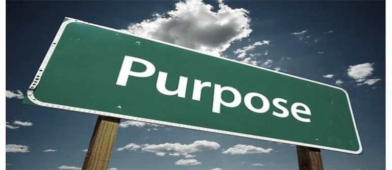 How to build a business based around your lifes purpose