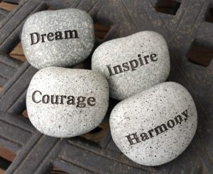 Inspiration Courage and Dreams